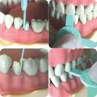 Dental Autoclavable Orthodontic Interproximal Fleximeter Strips Tooth Gap 4 Pcs