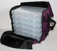 TASCHE mit SORTIERBOXEN Aufbewahrungsbox leer BOX Travelbag