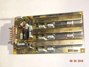Filterplatte 1,  EKD 100, 300_ RFT / Funkwerk-Köpenick