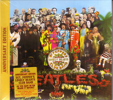 CD (NEU!) . BEATLES - Sgt Pepper's Lonely hearts Club Band (dig.rem. 2017 mkmbh