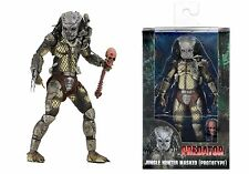 NECA Predator 30TH aniversario enmascarados Jungle Hunter (prototipo) Figura De Acción