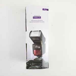 Altura Flash Wide Angle Diffuser and Reflection Board For Canon E-TTL Pouch