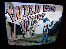 WILD WILD WEST CHERRY MASTER 8 LINER BOARD!WORKS GREAT!