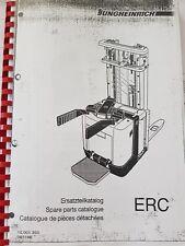 Ersatzteilkatalog Jungheinrich  ERC 10001350 061196