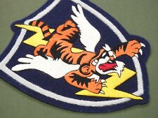"""US Army AAF WW2 EASTMAN 23RD FIGHTER GROUP """"FLYING TIGERS"""" PATCH Insignia CBI"""