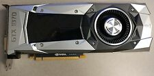 Nvidia GeForce GTX 1070 Founders Edition 8GB GDDR5 8Gbps - VR READY