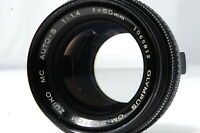 **Not ship to USA**  Olympus OM-SYSTEM ZUIKO MC AUTO-S 50mm F1.4 Lens  SN1065812