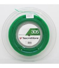 New 305 Green 17G Reel Tecnifibre 200m Squash String Sale!