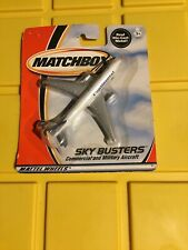 Matchbox 2000 Sky Busters Series Continental McDonnell Douglas DC-10 NEW!!