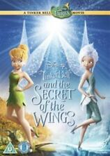 Walt Disney's Tinker Bell And The Secret Of The Wings Dvd New & Factory Sealed