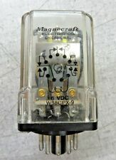 Magnecraft W88CPX-9, 6 VDC, Switch Relays (Lot of 5)