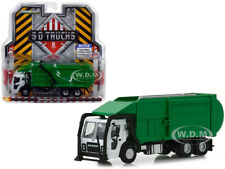 2019 MACK LR REFUSE GARBAGE TRUCK GREEN 1/64 DIECAST BY GREENLIGHT 45060 C