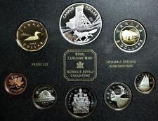 2003 PROOF DOUBLE DOLLAR SET (COBALT)