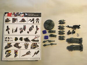Fansproject AERIAL TEAM APPENDAGE ADD ON KIT LOOSE COMPLETE
