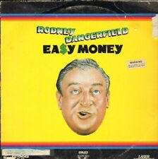 Easy Money LASER DISC VERSION Rodney Dangerfield cover worn Free shipping