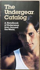 Undergear Catalog - 1984 Issue - Gay Interest
