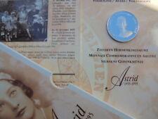 250 Fr KONINGIN ASTRID / REINE ASTRID 1995 ( FDC - STEMPELGLANS )