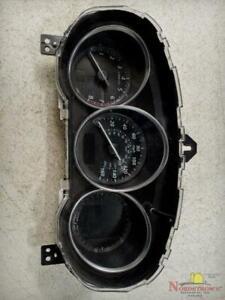 2015 Mazda CX-5 SPEEDOMETER INSTRUMENT CLUSTER GAUGES