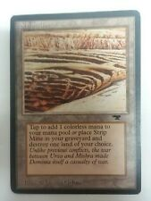 Strip Mine No Horizon ATQ Antiquities LP C1 MTG Magic
