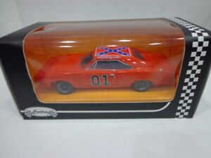 DODGE CHARGER GENERAL LEE DUKES OF HAZZARD 1/43 artisan dirty version
