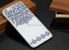 Ultra Thin Black Lace Protective Slim Hard Shell Case Cover for iPhone 6 Plus