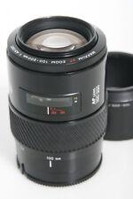 Minolta Maxxum AF 100-200mm f4.5 Zoom Lens