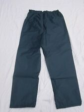 Blue Rain Trousers,Trousers Foulweather,RAF,Moisture-protection pants,Size 79/92