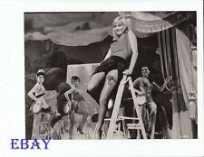 May Britt sexy leggy VINTAGE Photo The Blue Angel