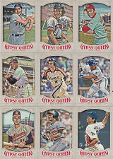 2016 Topps Gypsy Queen Short Print SP SPARKY ANDERSON #319 Tigers