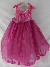 Girl's Play Wonder Floral Tulle Party Princess Dress Up Costume - Size XS (3-4)