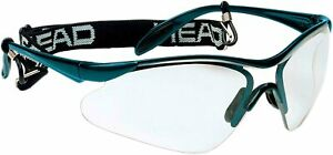 HEAD Racquetball Goggles Rave Anti Fog & Scratch Resistant Protective Eyewear