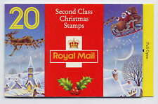 GB 1993 £3.80 SANTA CHRISTMAS BOOKLET LX5