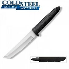 Cold Steel - TANTO LITE Fixed Blade Knife Plain Edge w/ Sheath 20T NEW