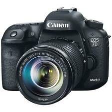 "Canon EOS 7D Mark II 18-135mm 20.2mp 3"" DSLR Digital Camera Cod Jeptall"