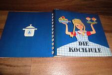 KOCHJULE -- Kochbuch für kleine Hausfrauen // altes Kinderkochbuch 1. Aufl. 1962