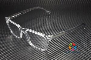 BURBERRY Heath BE2320 3825 Transparent Grey Demo Lens 55 mm Men's Eyeglasses