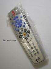 New Dish Network & Bell Platinum PVR IR UHF Remote Control 501 508 510 4700 4900