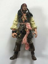 Zizzle Pirates Of The Caribbean Cannibal King Jack Sparrow Head Hunter Figure