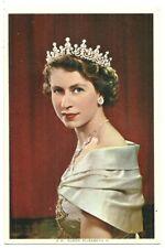 Queen Elizabeth II - a photographic postcard
