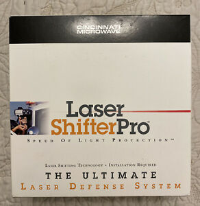 Cincinnati Microwave Laser Shifter Pro The Ultimate Laser Defense System