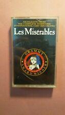 Les Miserables, Complete Symphonic International Cast Cassette Tape (1988)