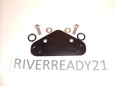 KAWASAKI 650 750 800 SS SX SXI Jet-Ski Crank-case Block off Plate Kit In Stock