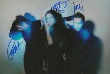 Sigur Ros Autogramme full signed 20x30 cm Bild