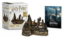 Harry Potter Hogwarts Castle and Sticker Book: Lights Up! (Miniature Editions) b