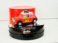 Slot Car Scx Scalextric 6073 Mini Cooper 1275s #177 Rallye Montecarlo 1967