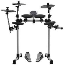 Digital E-DRUM SET PERCUSSIONI DRUM KIT componenti elettrici Drums bacino fußmaschine USB MIDI