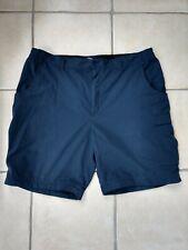 "Berghaus Mens Baggy Walking Shorts Dark Blue Size 42"""
