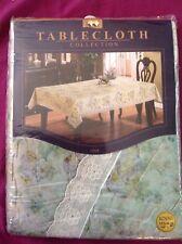 IKO Tablecloth Collection Vinyl Round 152cm Diameter