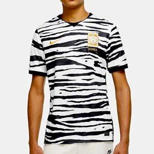 Nike Air South Korea Stadium Away (Men's Size M) Athletic Soccer Jersey