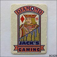 Diamond Jack's Gaming Coaster (B429)
